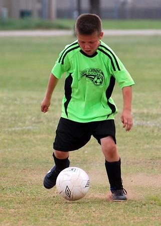Soccer Game 4/26/2014
