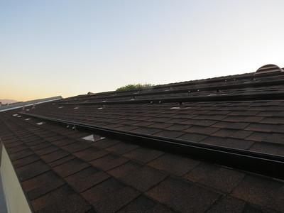 Solar Panel Installation - 3/26/2015