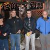 Tom, Jim (Sebastian), Scotte, Toni