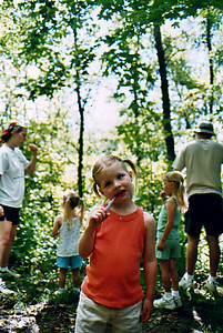 Great River Bluff State Park, Winona, Minnesota, June, 2005.