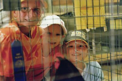 GD 1,3,and 2, August, 2008, at the Anoka County Fair