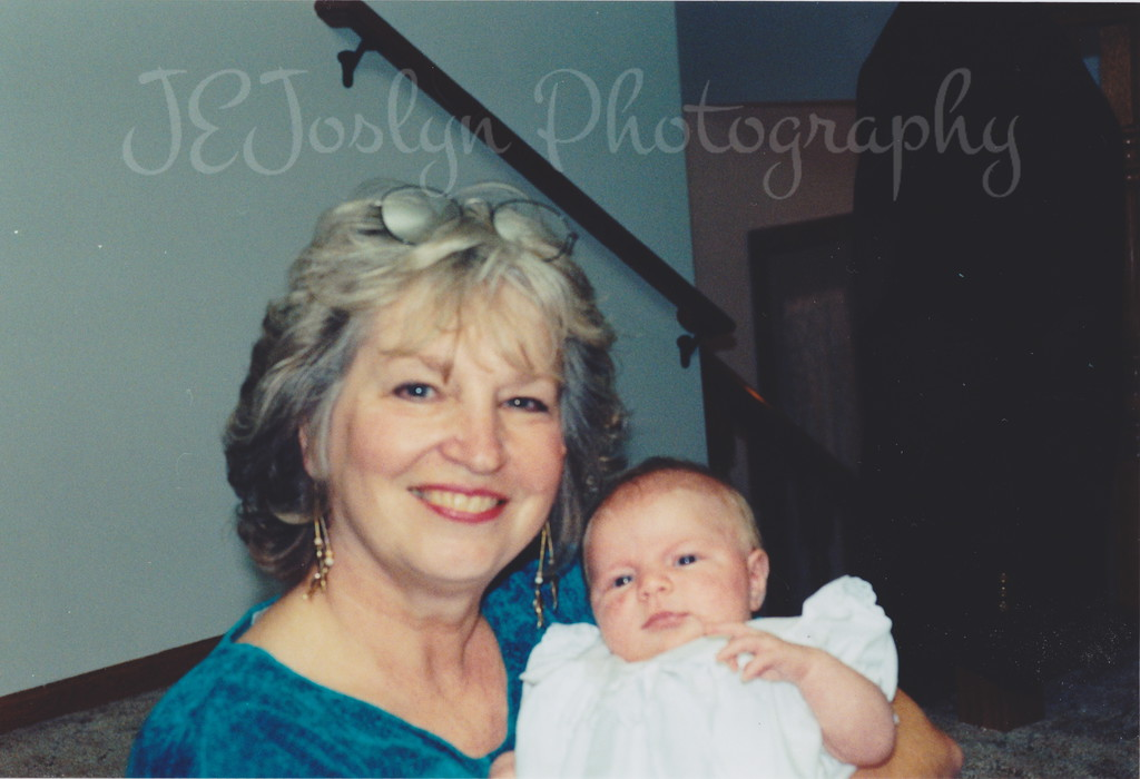 GrandmaHat and Paige