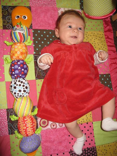 Sophia 9 weeks old