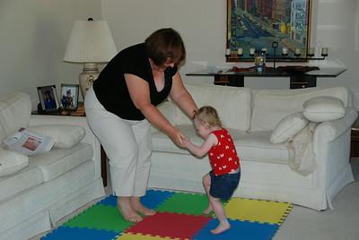 Dancing with Ma Ma Ro Ro (Grandma Rosanne)