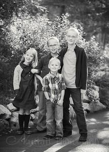 Sorensen Family 21bw