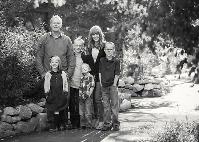 Sorensen Family 07bw