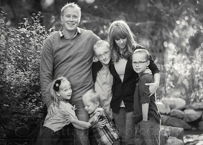 Sorensen Family 14bw