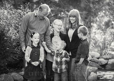 Sorensen Family 13bw