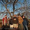 Bates, Freunds, Marius, and James.  Senalala Game Lodge, South Africa