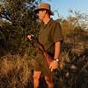 James and the Gibbs 505.  Senalala Game Lodge, South Africa