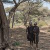 Driving from the Ngorongoro Crater to the Serengeti, Tanzania