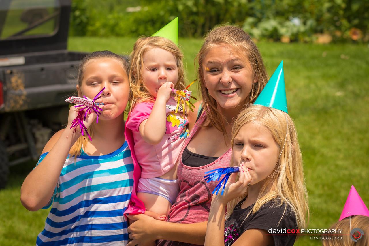 Maddie & the girls