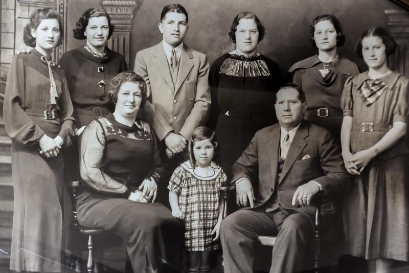 Spagnolo Family