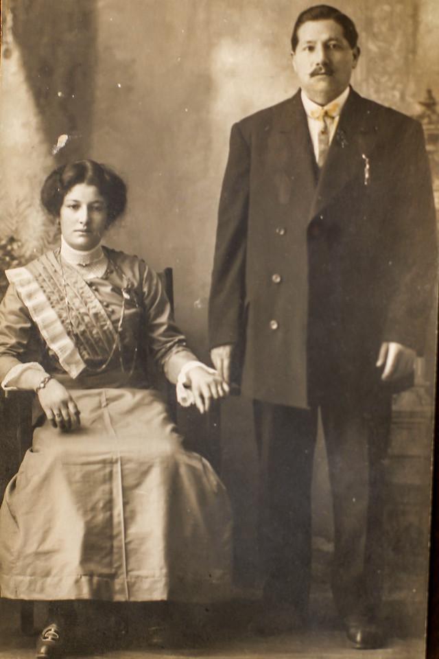 Rosa & Tomasso Spagnolo  1913