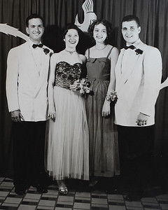 Ben & Margaret - Siena Formal 1951