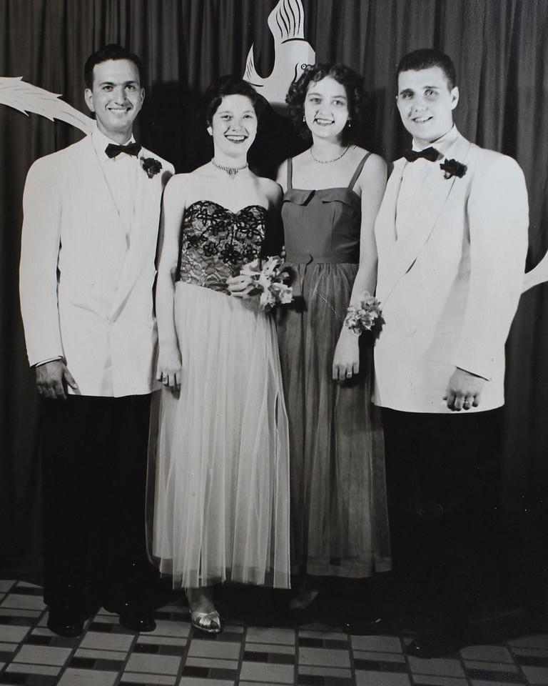 Ben & Margaret - Siena Formal 1951