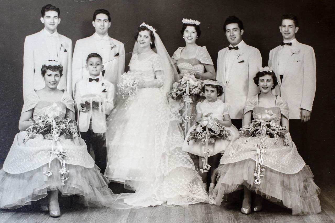Michelina & Vincent Forte Wedding