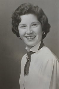 Margaret Engagement Picture 1951