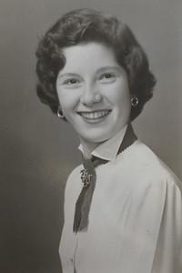 Margaret Engagement Picture 1951