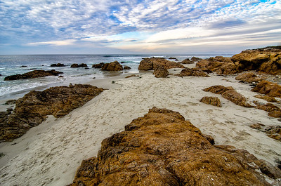 Spanish Bay, Monterey