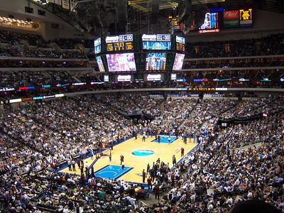 Dallas Mavericks - Mar 13, 2008