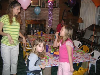 Mikah's Birthday Party