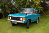 "The first Range Rover off the production line. Very kindly lent by the Heritage Motor Museum at Gaydon. <br /> <br />  <a href=""http://www.heritage-motor-centre.co.uk"">http://www.heritage-motor-centre.co.uk</a>"