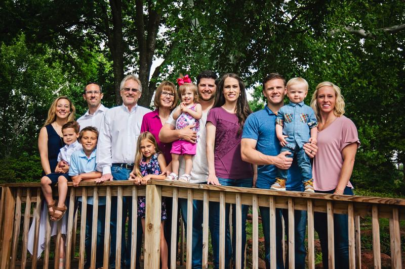 Spencer Family Portrait 2018