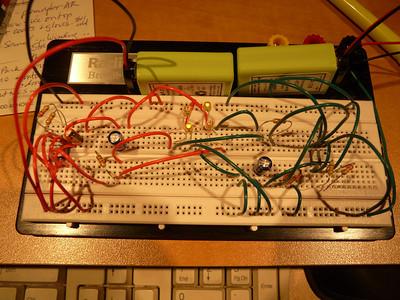 2-03-2010 Spencer's Proto Board