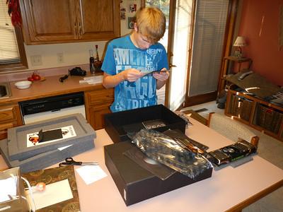9-26-2012 Spencers Video Card Arrives!