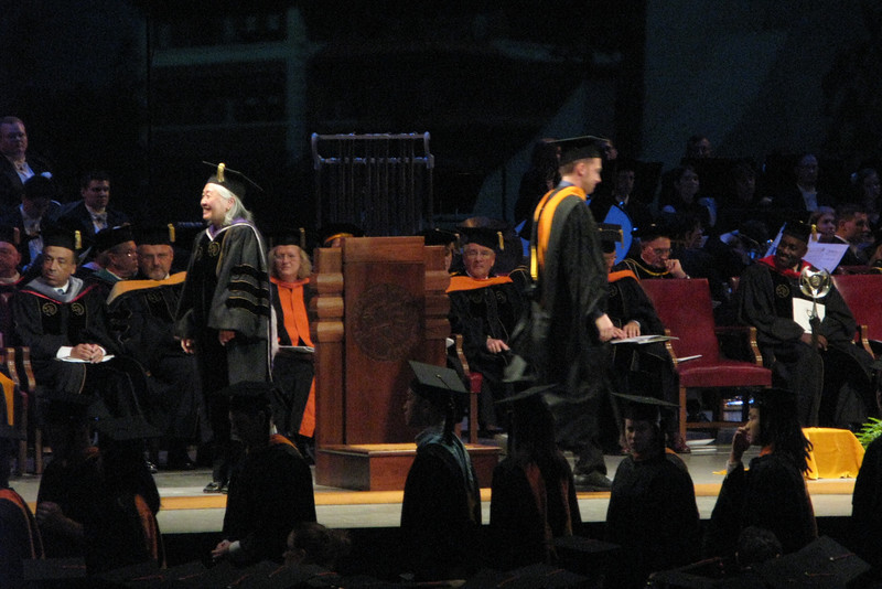 201st Commencement Ceremony of Purdue University