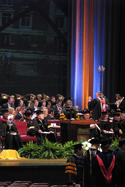201st Commencement Ceremony of Purdue University