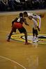 NBA, Indianapolis Pacers, Atlanta Hawks, Paul George vs Mack - eye to eye