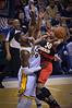 NBA, Indianapolis Pacers, Atlanta Hawks, Roy Hibbert vs Jones