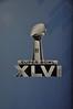 Super Bowl 46, Indianapolis,Banner ,Superbowl XXLVI