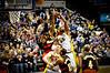 NBA, Indianapolis Pacers, Atlanta Hawks, Roy Hibbert driving the basket