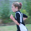 <b>Rachel running cross-country</b><br> 10/02/08<br> Mary S. Young Park