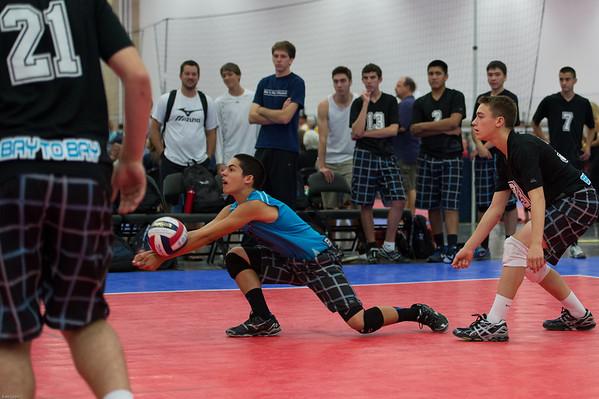 Bay To Bay - Junior National Championships 2012