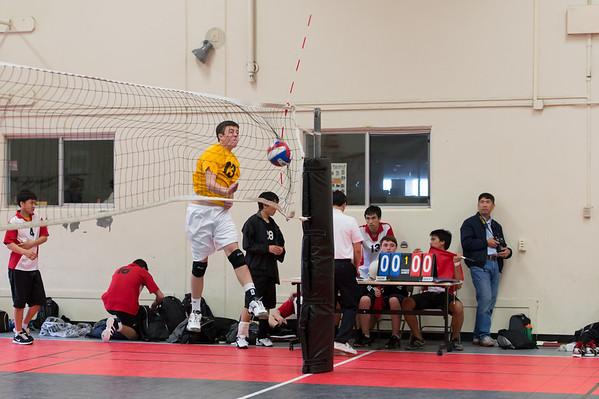 Bellarmine Volleyball Tournament - 3/31/12