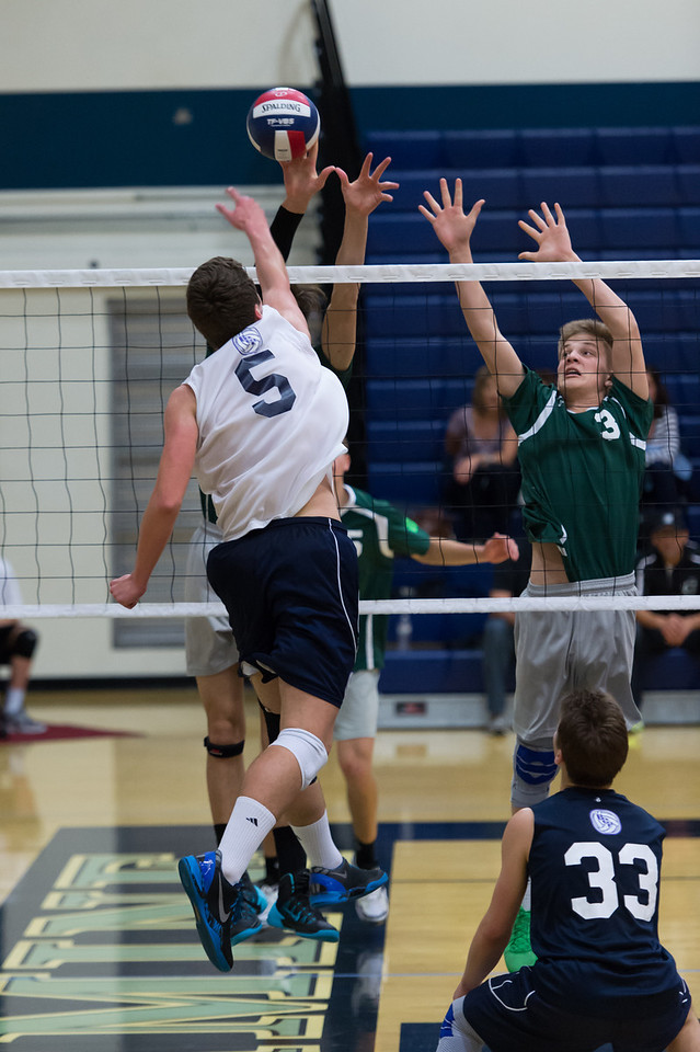 Bellarmine at King of California Volleyball Tournament