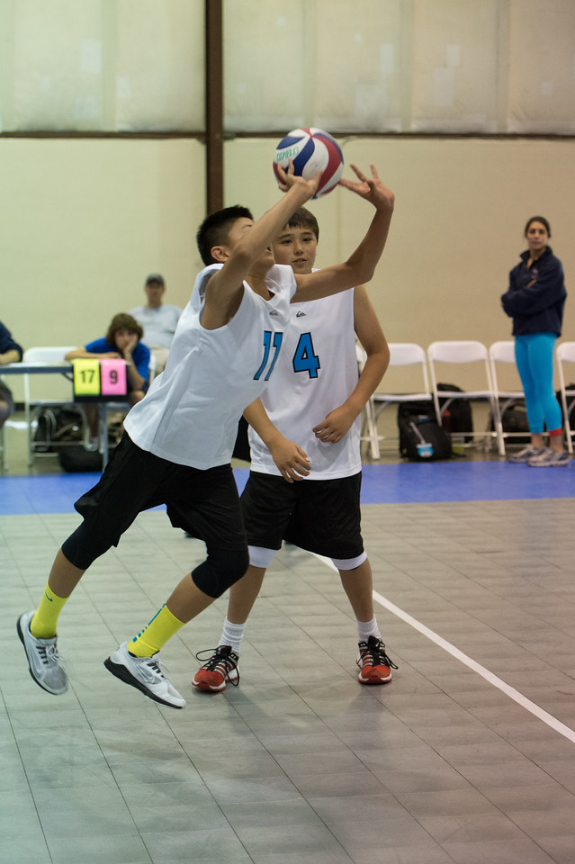 Ethan Volleyball 2013