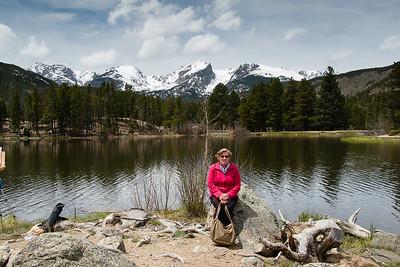 Sprague Lake hike