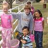 Taylor age 6, Dillon age 5, Carter age 12, Abby age 7, Alyssa age 8, Grandma age ?????
