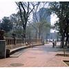 Mexico City, Avenida de Reforma.  Spring 1975.