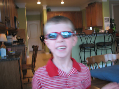 COOL shades, Ty..
