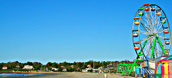 A Spring Day in Newport (May 12, 2012)