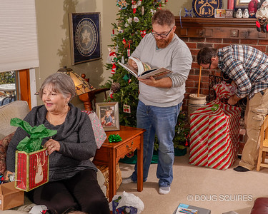 Squires Christmas 2018