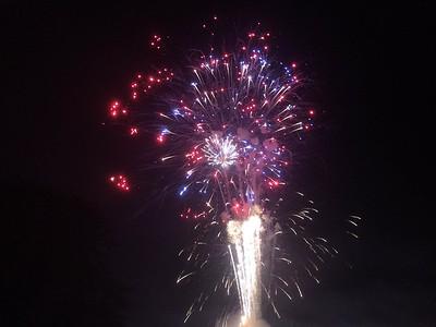 St Charles 2015 Fireworks