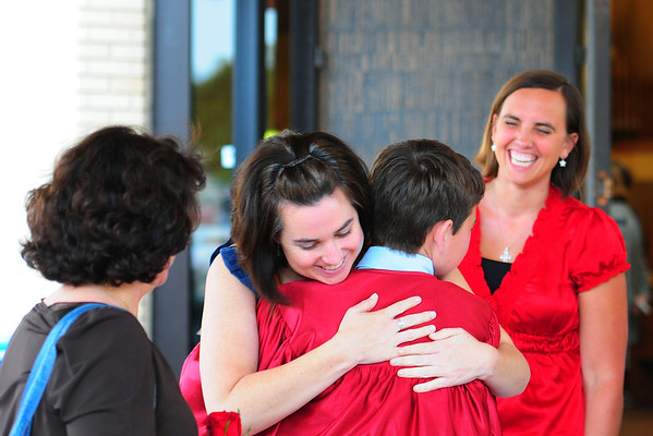 St Johns Graduation Familyc-  2011