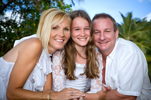 Erikson/Sheraw Family